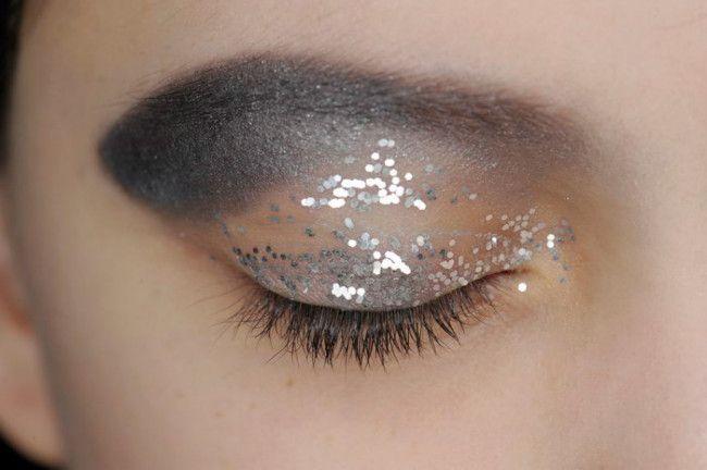 Trend: embellished eyes