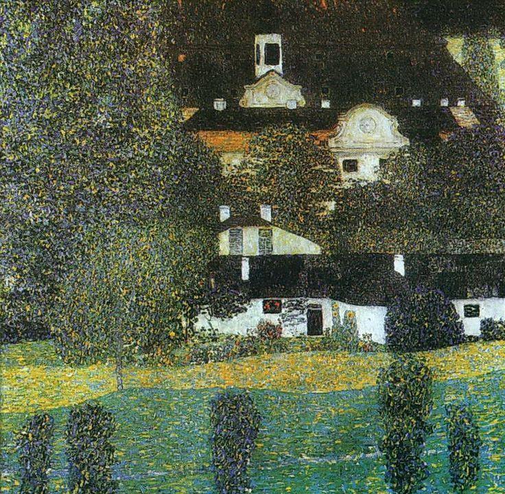 Gustav Klimt Landscapes | Share