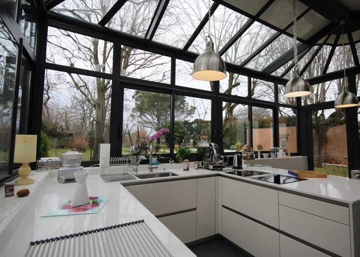 9 best cuisine design sous v randa toulouse images on pinterest toulouse kitchens and. Black Bedroom Furniture Sets. Home Design Ideas