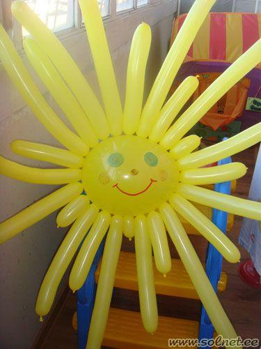 """Конкурс поделок «Солнышко лучистое». Юбилейная программа. Детском порталу """"Солнышко"""" www.solnet.ee 10 лет! Конкурсы, призы, подарки, сюрпризы!"""