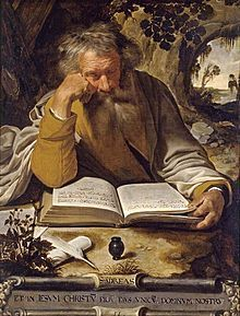 cancer: St. Andrew: Feast 30 November Attributes Old man with long (in the East often untidy) white hair and beard, holding the Gospel Book or scroll, sometimes leaning on a saltire Patronage fishermen, fishmongers and rope-makers