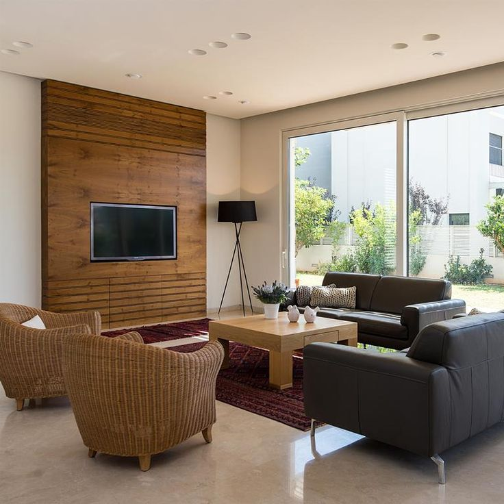 חיפוי קיר דקורטיבי בסלון   חיפוש ב Google. WallInterior DesignLiving Room  ...
