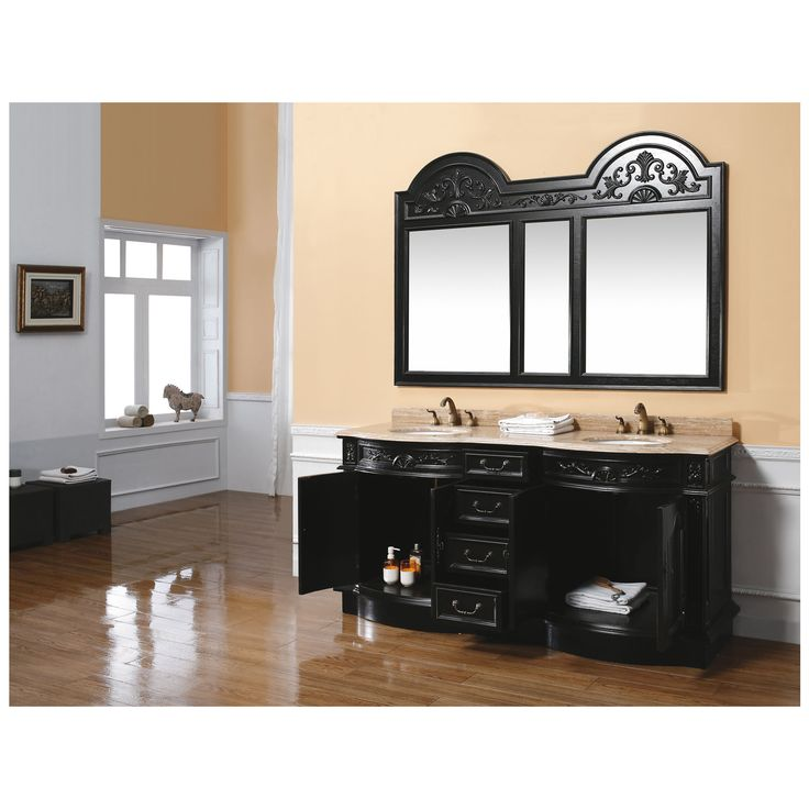 Art Exhibition Zara Double Bathroom Vanity by James Martin Max Furniture