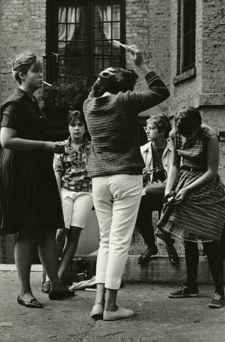 From The Age of Adolescence, 1959-64 Joseph Sterling