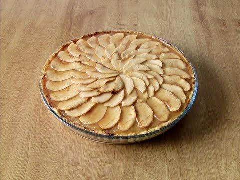 Tarta de manzana de mamá