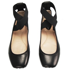 Chloe dancer Ballet flats: good for strolling