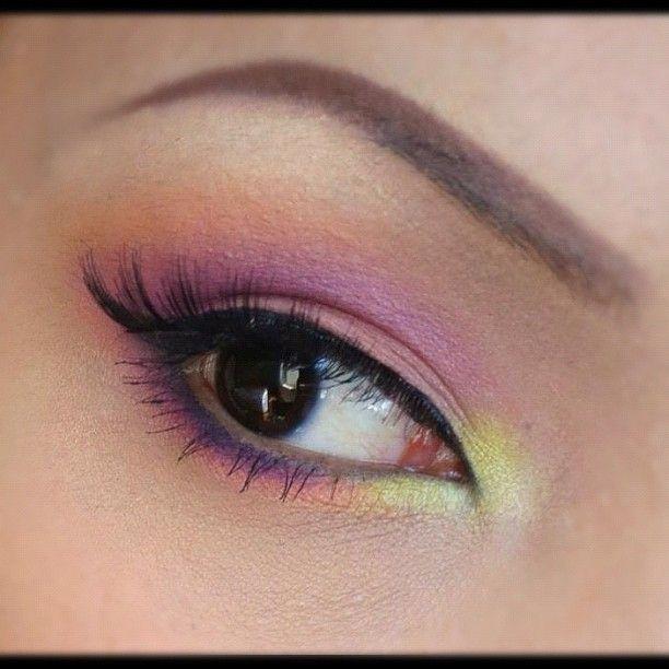 Sunset Eyes - @promisephan- #webstagramMakeup Mania, Promisephan, Eye Makeup, Makeup Art, Eyeshadows