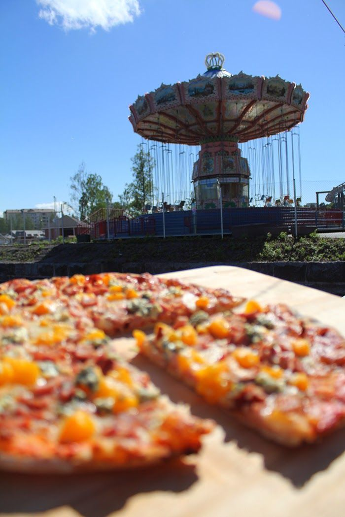 Pizzeria Pelle @ Särkänniemi #sarkanniemi #tampere, visit: http://www.sarkanniemi.fi