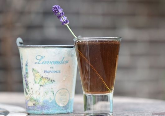 lavendel thee