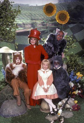 By far the BEST Alice and Wonderland!  1985 TV Movie with some of the greats! Sammy Davis Jr. Scott Baio, Red Buttons, Shelley Winters, Ringo starr....