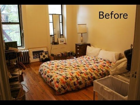 Top 40 Smart Redecorating Bedroom Design Ideas | Small Bed Room Makeover  DIY IKEA Remodel 2018