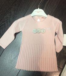 #meisjes #baby #dress #jurk #roze #silvianheachkids