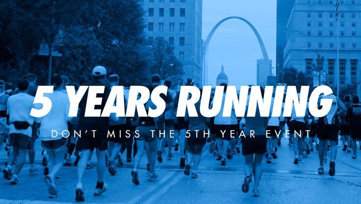 St Louis Rock 'n' Roll Marathon, Half Marathon & 5K Races 2015