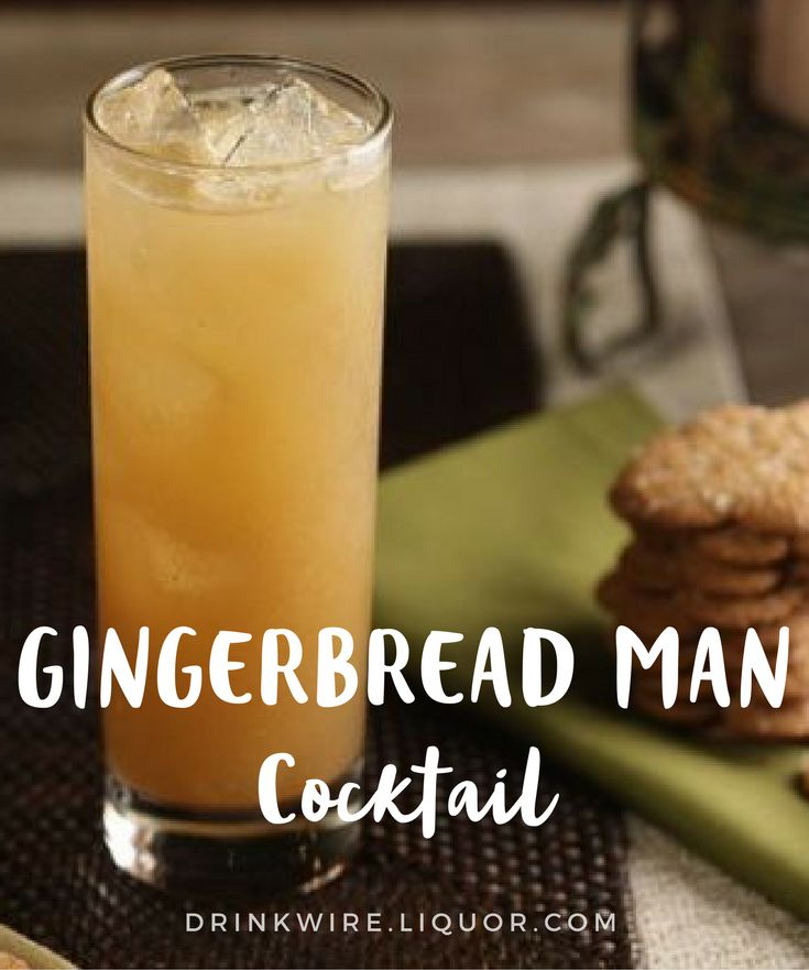The flavor of the classic #holiday cookie combined with the allure of absinthe may cause you to see gingerbread men dancing under your #Christmas tree. And you thought we were going to see a green fairy from the #cocktail, didn't you?