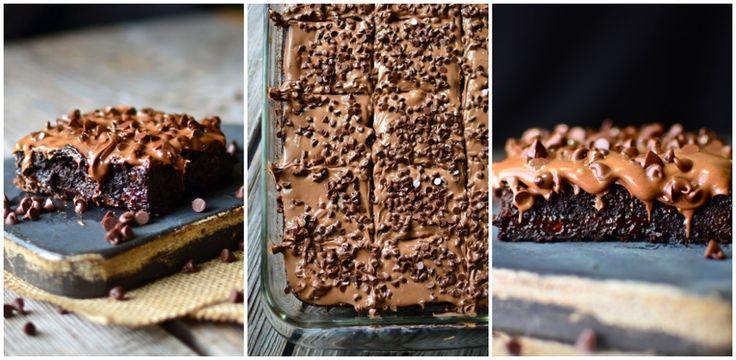 Czekoladowe brownie z cukinii, a w nim jedynie 87 kcal!