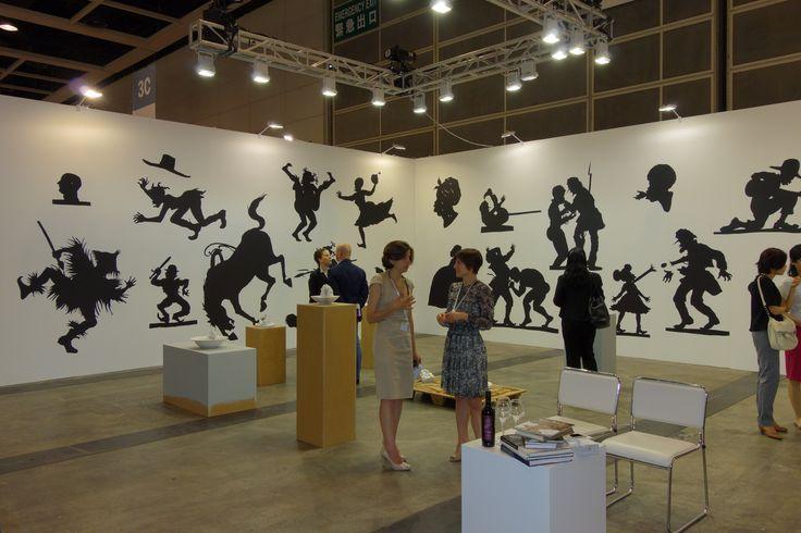 basel art fair | Shona Nunan & Michael Cartwright