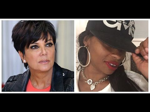 Blac Chyna's Mom Calls Kris Jenner A Bad Parent And Tyga A Pervert! - YouTube