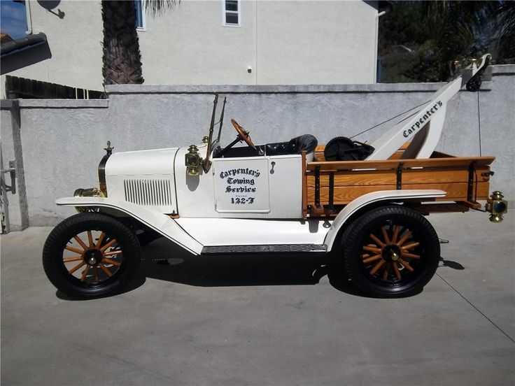 1926 Ford Model T Tow Truck