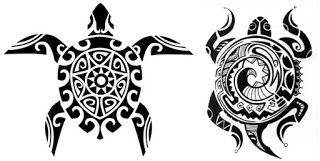 polynesian turtle tattoo meaning - Google Search