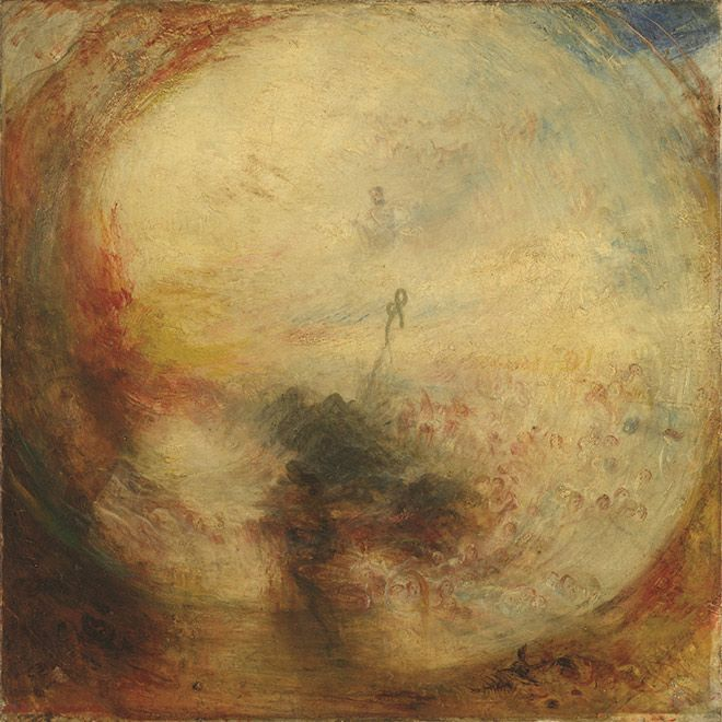 J.M.W. Turner: Painting Set Free | AGO Art Gallery of Ontario