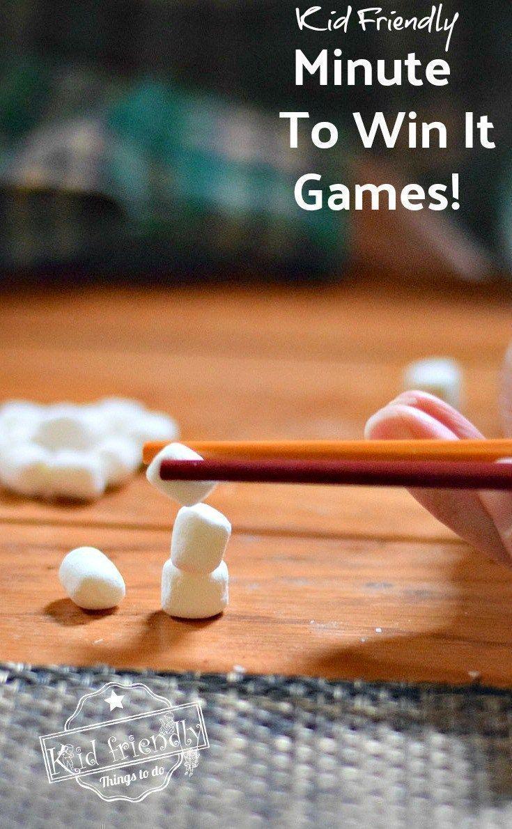 family games for little kids
