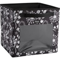 Organization tool!  Fits perfect in the Target/Ikea cube shelves  Your Way Cube  4119  Comes in cute NEW prints!