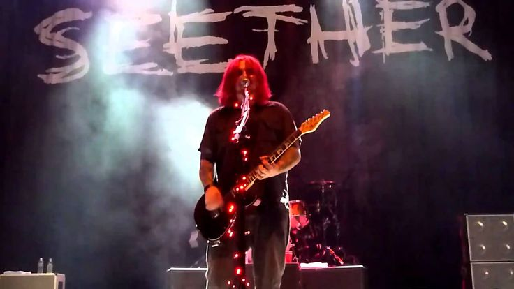 """Seether """" Careless Whisper """" HD Live From The Pageant St. Louis, Mo 09/08/10"""