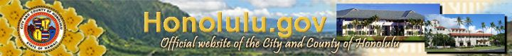Official website of the City and County of Honolulu