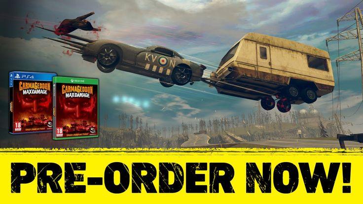 Carmageddon Max Damage • /r/gaming Games, Card games, Max