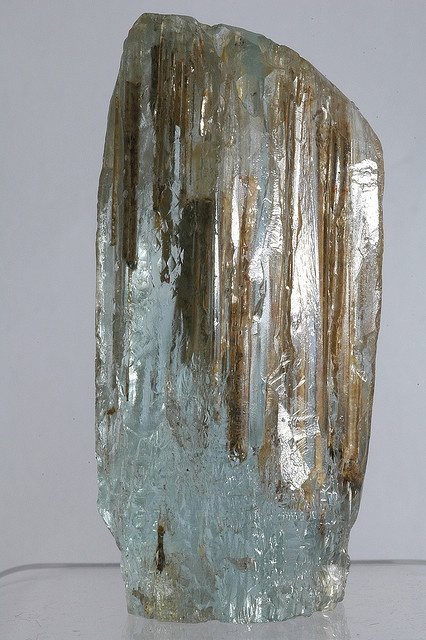 Topaz! I love all colors of it ! It is such an intriguing rock. Shine on !
