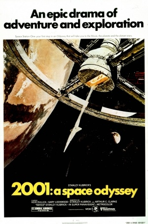 2001: A Space Odyssey [1968]