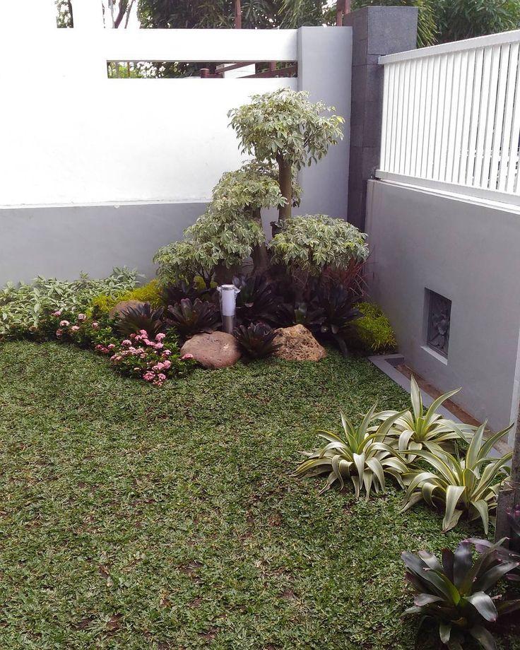 Taman Depan Rumah Minimalis Lahan Sempit 9