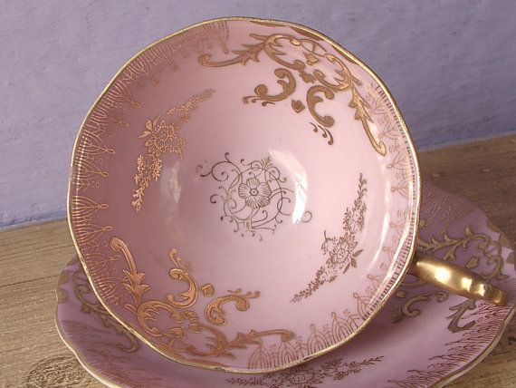 Hey, I found this really awesome Etsy listing at https://www.etsy.com/listing/183515908/antique-royal-sealy-pink-tea-cup-and