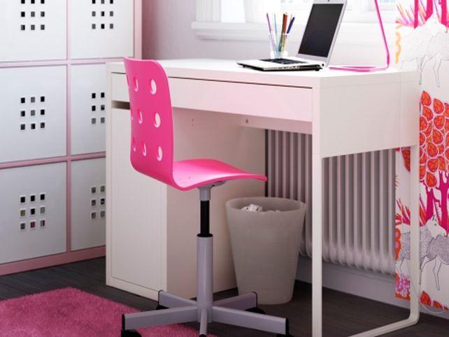 Kids White Desk Chair Stuhlede Com, Girls Desk And Chair