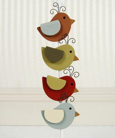 This Bird Magnet Set is perfect! #zulilyfinds