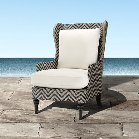1000 ideas about outdoor lounge chairs on pinterest for Big and tall chaise lounge