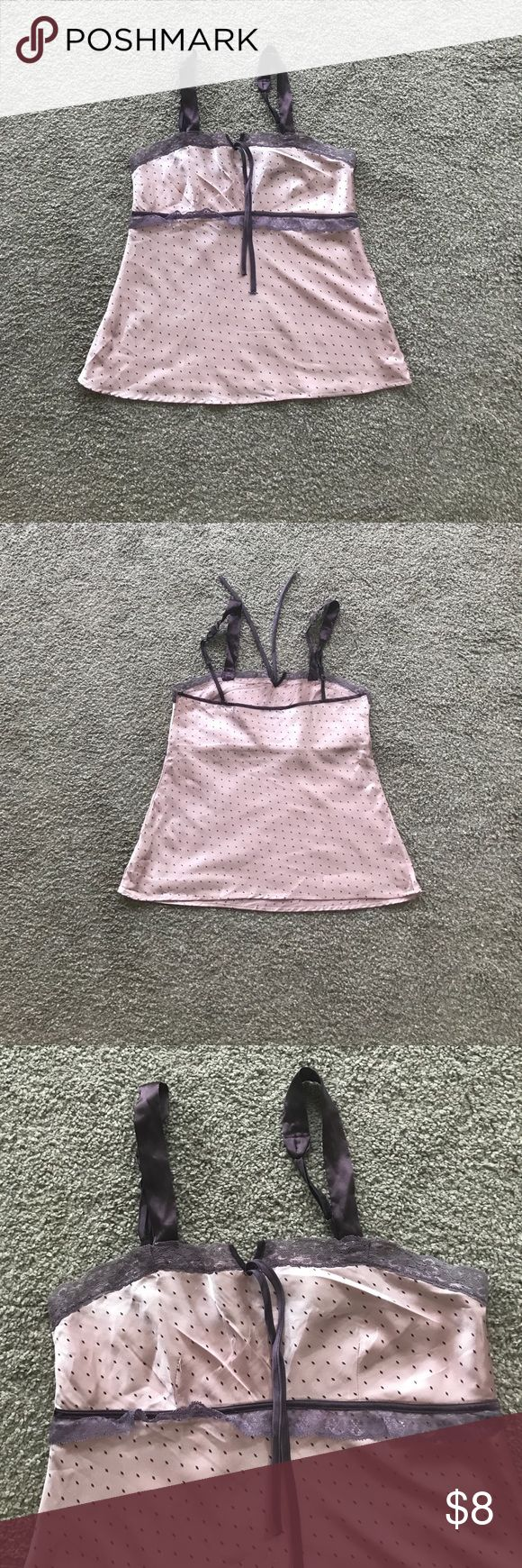 Baby Pink Lingerie, Baby Doll -S It is preowned, in good condition. little threads coming out from 2-3 places as shown in picture Etam Intimates & Sleepwear