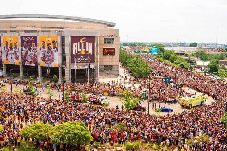 Cavs Release Video With All the Best Moments of Championship Parade and Rally on Wednesday, 22nd June 2016 | Love the Moments! | 2016-06-28