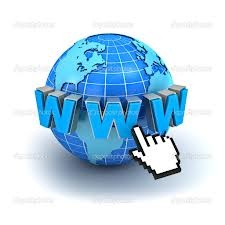 World Wide Web, created by Tim Berners Lee.