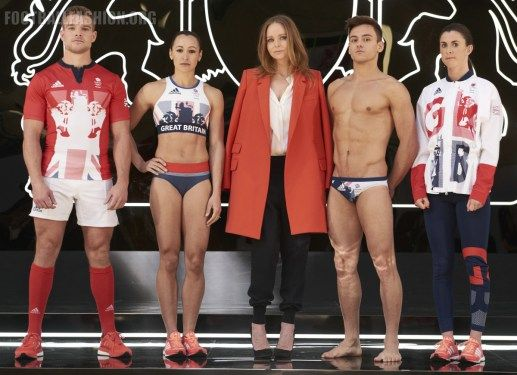 Team GB adidas Rio 2016 Olympic Games Kit