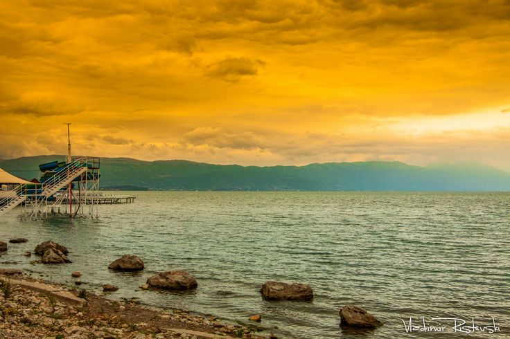Struga Sunset by Vladimir Ristevski on 500px