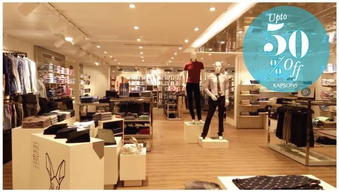Oh Wednesday!!! Lets do some Shopping. #ShopAtKapsons #EndOfSeasonSale #Kapsons