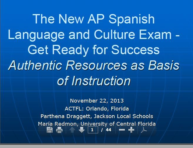 Help with my spanish test?