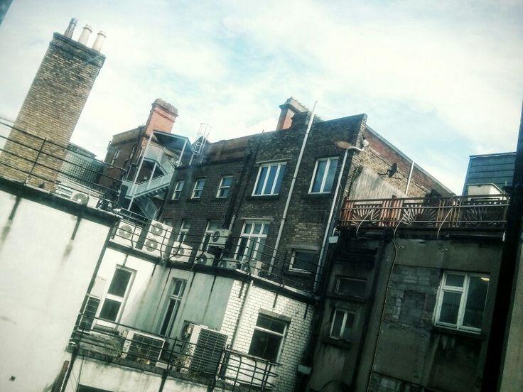 View from Avoca Dublin.