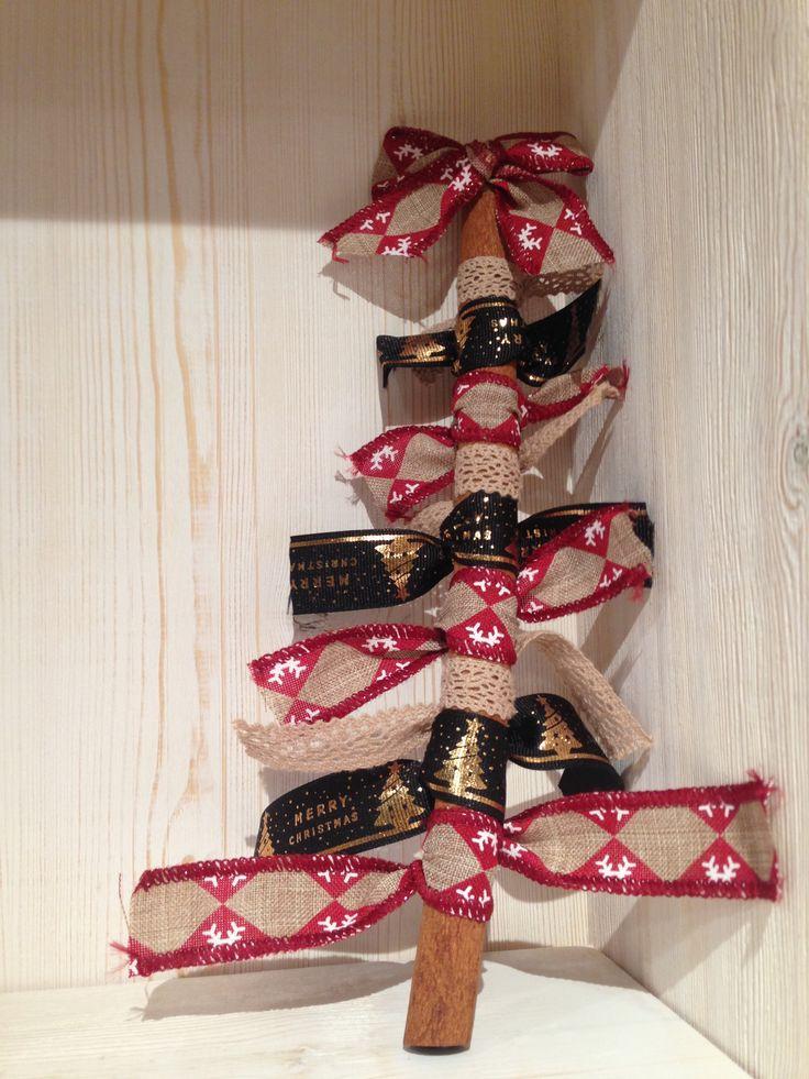 Cinnamon Christmas 🎄 tree
