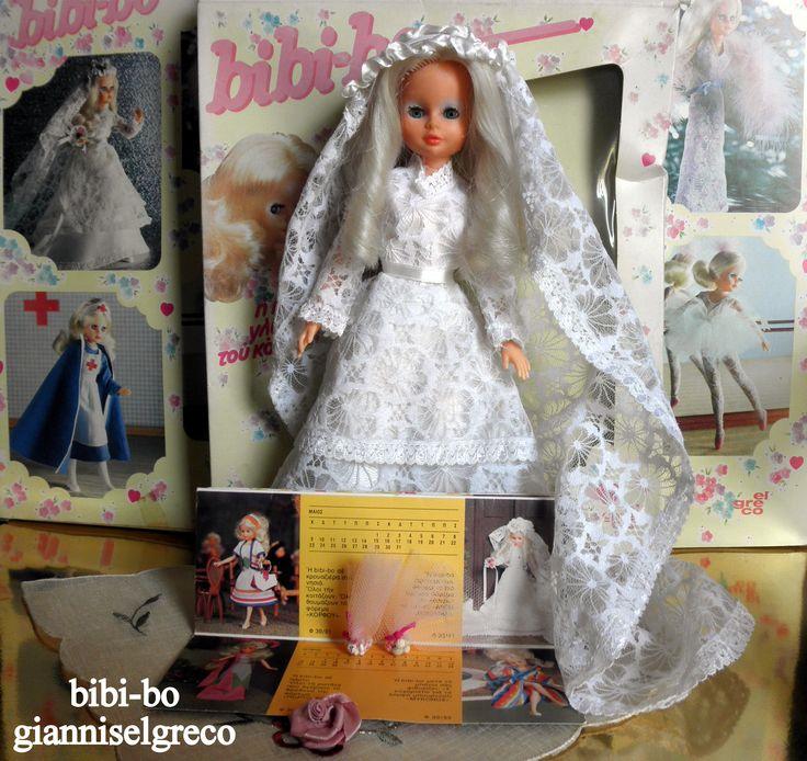 "Im Jahr 1981 und im Jahr 1982 veröffentlichte sie ihr Tagebuch bibi-bo. Der Monat Mai die bibi-bo gekleidet Braut ""Flowers of lemon""! Nel 1981 e nel 1982 ha pubblicato il suo diario bibi-bo. Il mese di maggio del bibi-bo vestita sposa ""Fiori di limone""! En 1981 y en 1982 lanzó su diario bibi-bo. El mes de mayo el bibi-bo vestida de la novia ""Flores de limón""!"