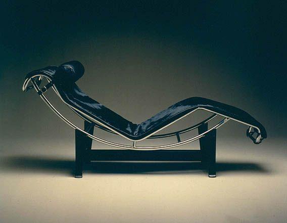 LC4 - Chaise longue à bascule - Le Corbusier - 1928