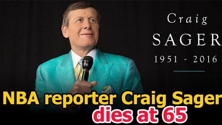 Craig sager cancer | craig sager dead | Cheerful, colorful NBA reporter ...