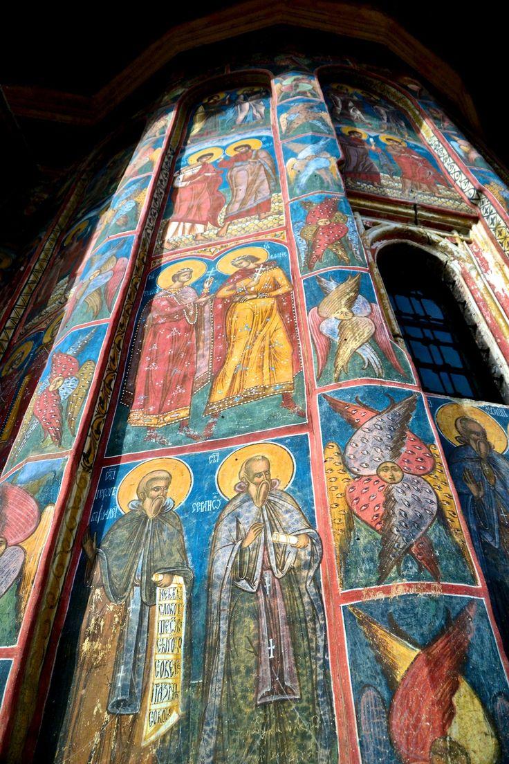 Moldovita monastery by Cristian Statescu