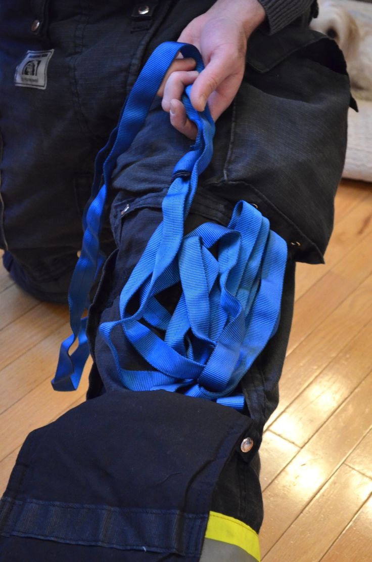 Different ways to use webbing